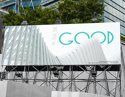 Investment proposal design for GOODMAN CONSTRUCTION LLC
