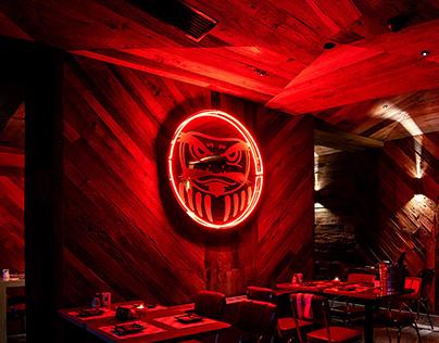 Daruma Izakaya Restaurant 居酒屋