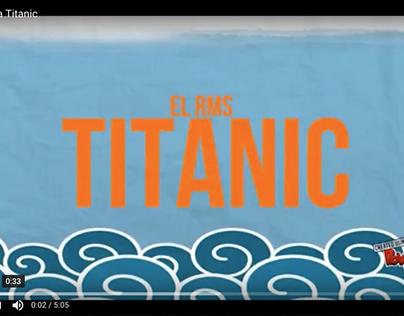 Titanic Infografía