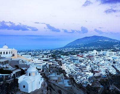 Exploration of Islands / Greece