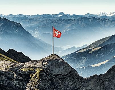 Swiss Medical - Branding