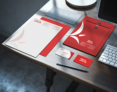 ENALLCO corporate identity - Kuwait