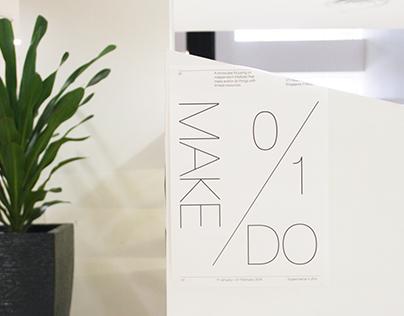 MAKE DO 01