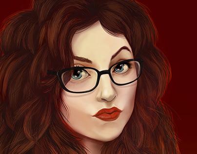 Paula - Retrato