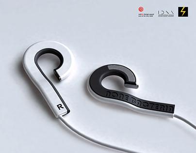 Holederearphone