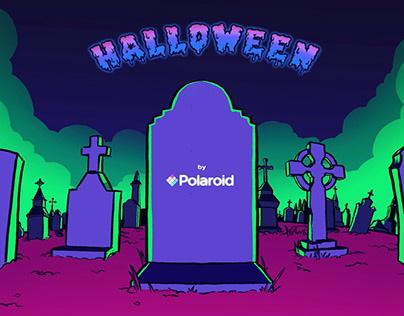 Halloween by Polaroid 2019
