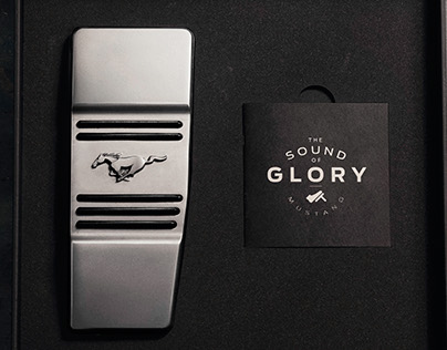 The Sound of Glory / Mustang