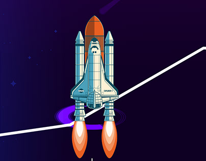 Infographics on the plan for Launch of Product