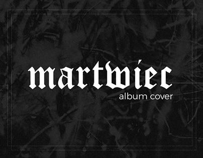 martwiec : album cover