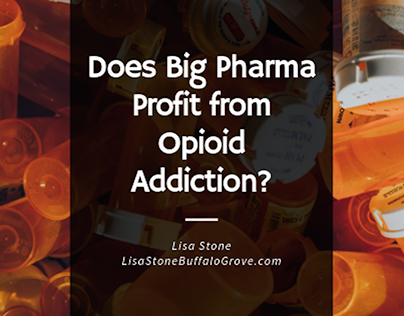 Does Big Pharma Profit from Opioid Addiction?