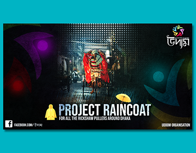 Event Poster Project Raincoat