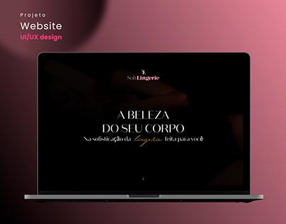 Website - SoftLingerie