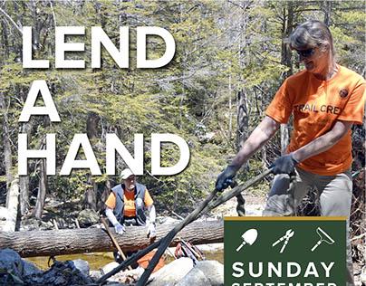 Volunteer Trails Day 2016