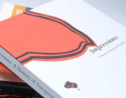 Impressions-Book Design