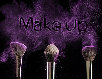 Make Up Brush Concept