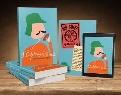 Graphic Design II - Book Jacket Design