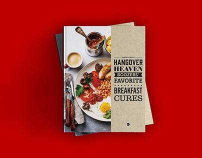 Hangover Heaven / Book Design