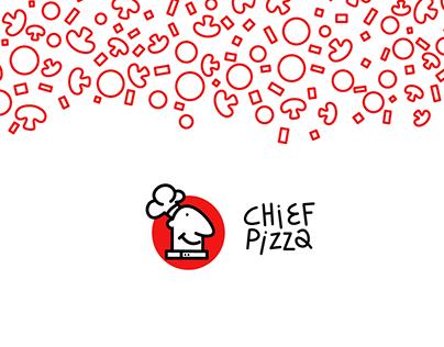 Chief Pizza – Website&Branding concept