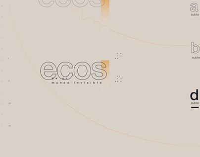 ECOS / cartografía