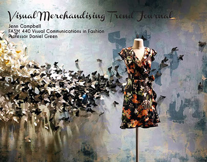 Visual Merchandising Trend Journal