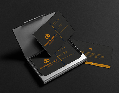 Business Card for Dadoraus Technical Consultant