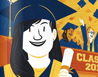 Marist Matters Graduation Issue 2015