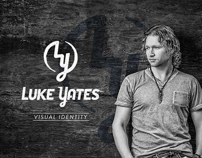 Luke Yates Visual Identity