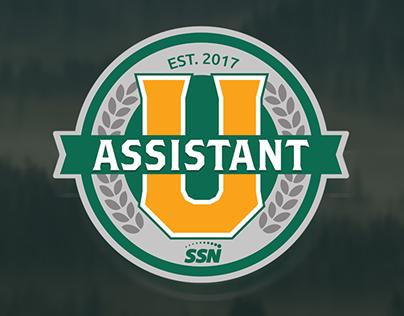 Sales Assistant University Logo