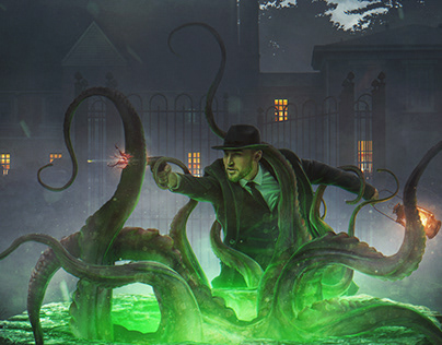 Lovecraftian horror