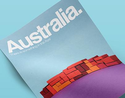 Tourism Australia Rebrand