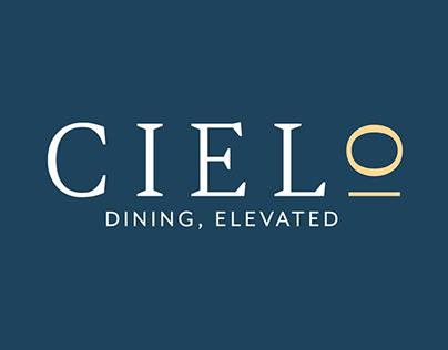 Cielo Restaurant Branding