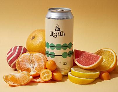 Liefeld Beer campaign - Absurd pairings and ingredients