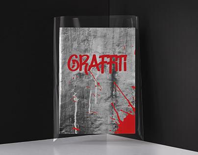Graffiti Brochure