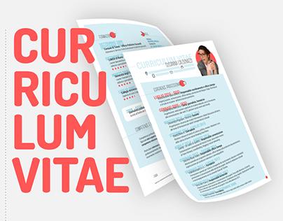 Curriculum Vitae Susanna Caldonazzi