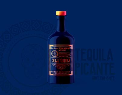 TEQUILA - MEXICO Branding