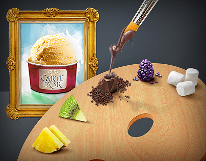 Carte D'Or Toppings [Campaign, 2012]