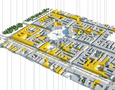 ZACHODNIA NA NOWO' urban design