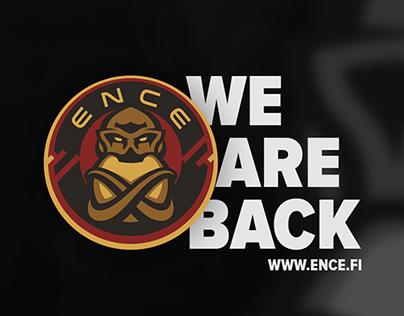 ENCE eSports Design 2016