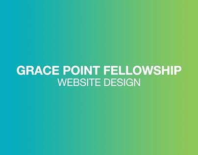 Grace Point Fellowship • Website Design