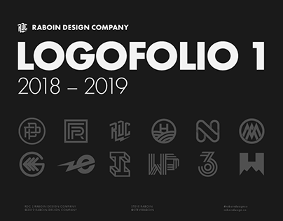 RDC Logofolio 2018-2019