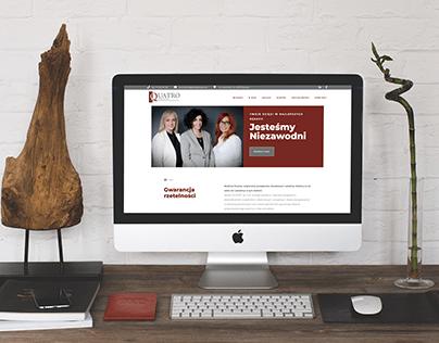 Audyt Quatro - web design