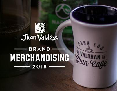 Juan Valdez - Brand Merchandising 2018