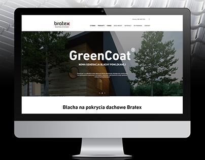 Serwis internetowy dla Bratex