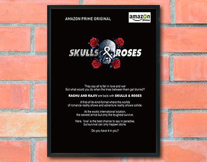 Skulls And Bones Project