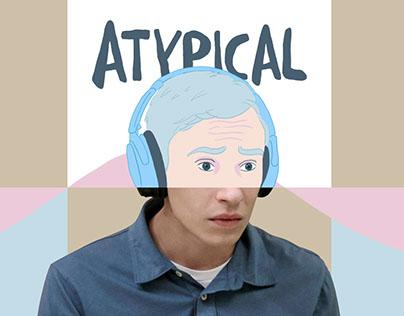 Fan Art - Atypical