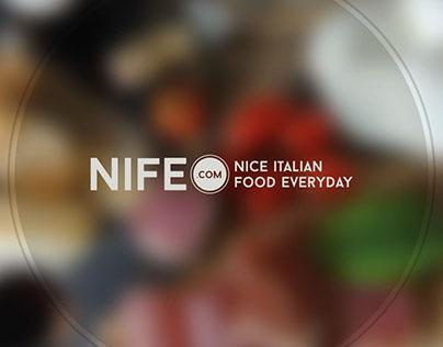 NIFE.com Brand Identity