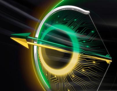 Bausch & Lomb Zylet Concept Design CGI