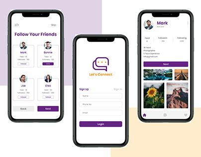 Social Networking Mobile App Development