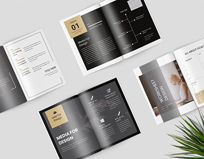 Alamanda - Workbook Planner Template