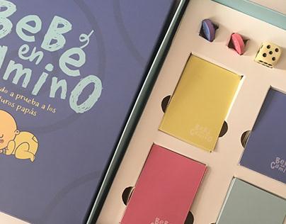 Board Game - Bebé en Camino